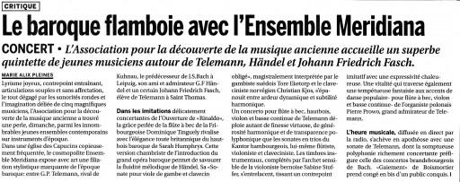 La Liberté 1/06/2011